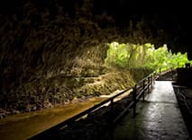 ガンガラーの谷 生命の神秘を辿る旅へ イキガ洞 2