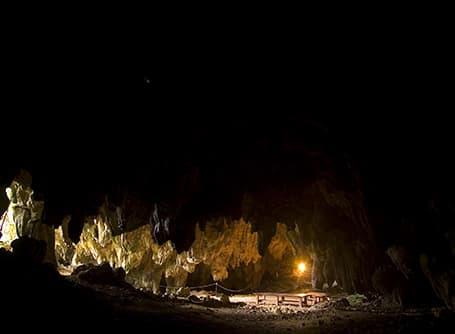 ガンガラーの谷 生命の神秘を辿る旅へ 武芸洞